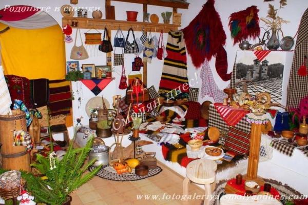 Изложба базар на народни занаяти - село Могилица