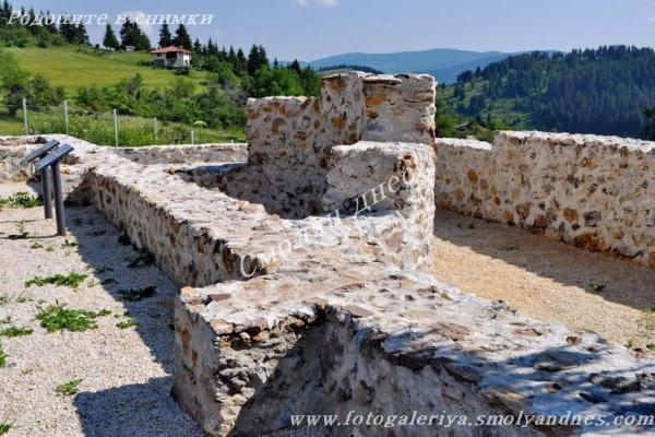 Ранно византийска базилика - село Гела
