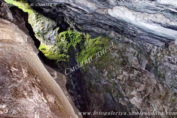 Пещера Дяволско гърло - село Триград