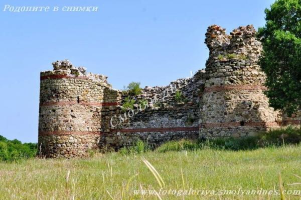 Крепост Неутзикон - село Мезек
