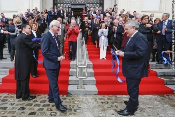 На 6 май отваря врати за посетители Домът на европейската история