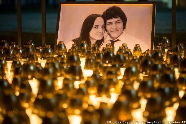 Членовете на ЕП настояват за защита на журналистите след убийството на журналиста Ян Куцияк