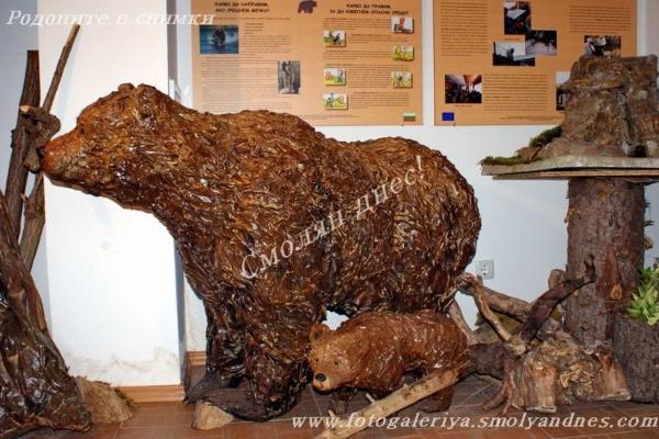 Музей на мечката - село Триград