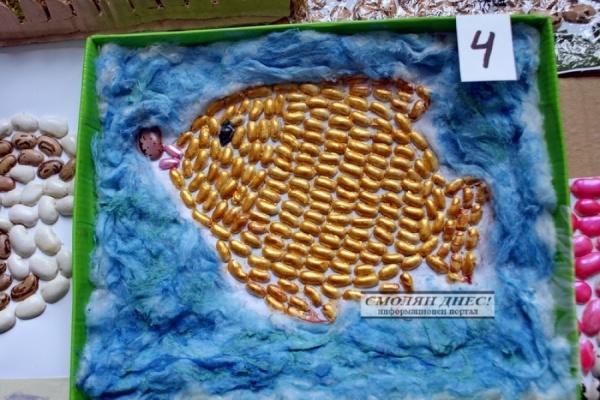 Конкурс за пано от фасулени зърна организират в Смилян