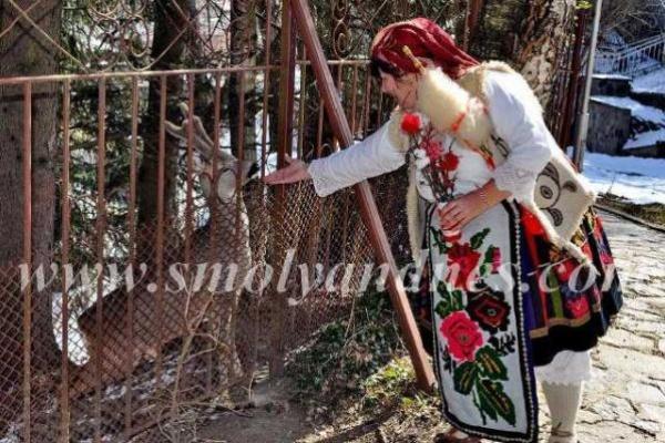 Баба Марта в Родопите
