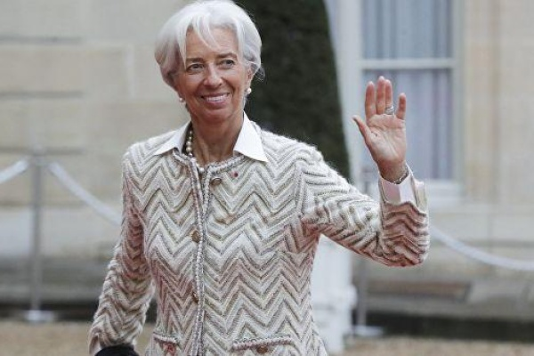 Кристин Лагард получи одобрението за поста председател на Европейската централна банка