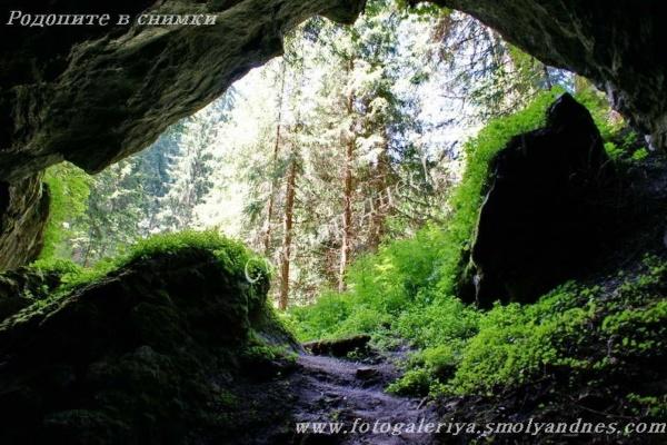 Пещера Ледницата - село Гела