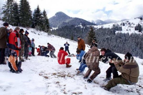 Зимен празник в село Солища 2009