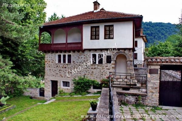 "Къща музей ""Проф. д-р К.Чилов""- село Славейно"