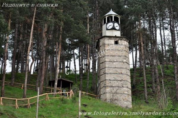 Часовникова кула - град Ракитово