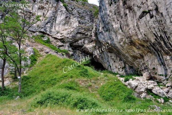 Водопад Дуплево - село Орехово