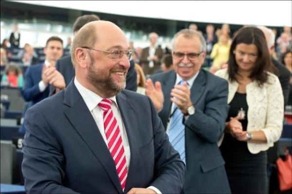 Мартин Шулц бе преизбран за председател на ЕП