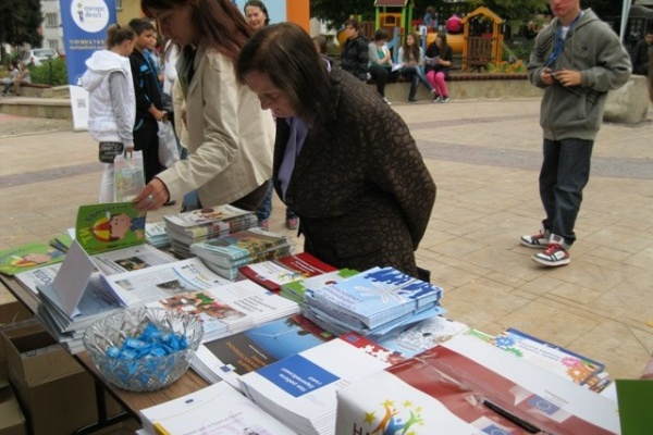 Европейската година на гражданите продължава и през 2014