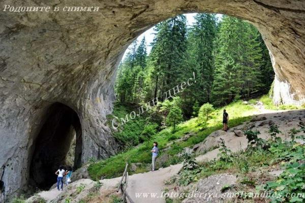Чудните мостове - село Забърдо