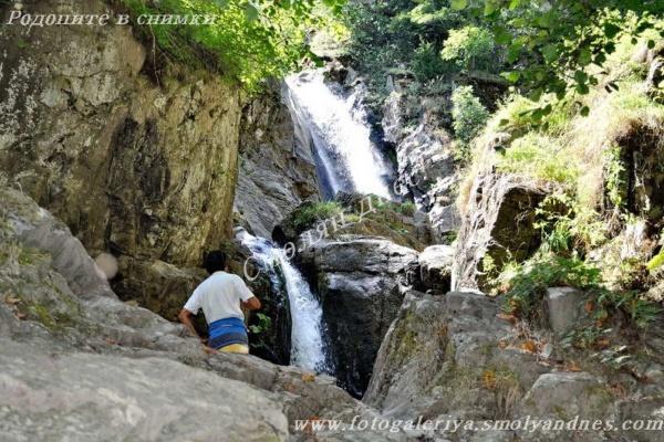 Фотински водопади - село Фотиново