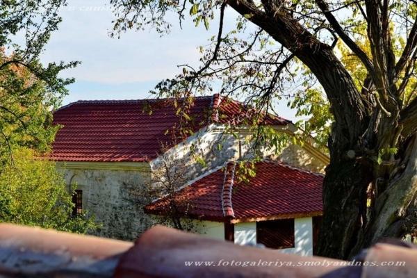 Манастир Св.Св.Константин и Елена - град Ивайловград