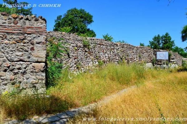"Крепост ""Свети Дух"" – град Минерални бани"
