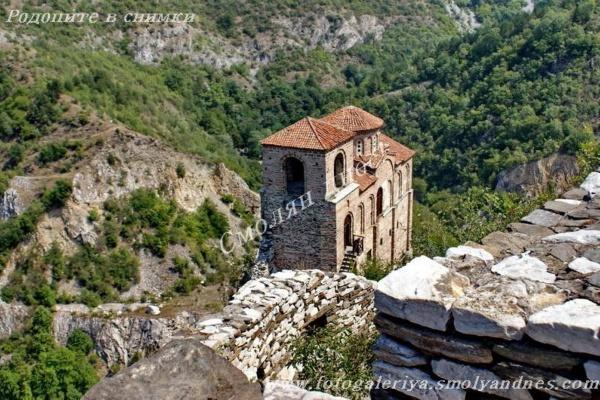 Асенова крепост - град Асеновград
