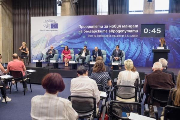 Български евродепутати представиха своите приоритети за предстоящия мандат