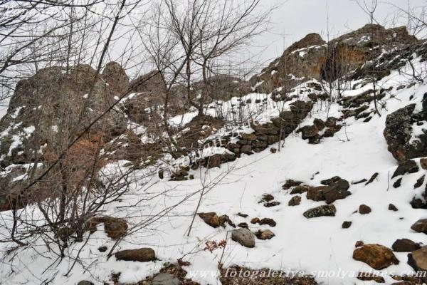 Крепост Асара - село Звездел