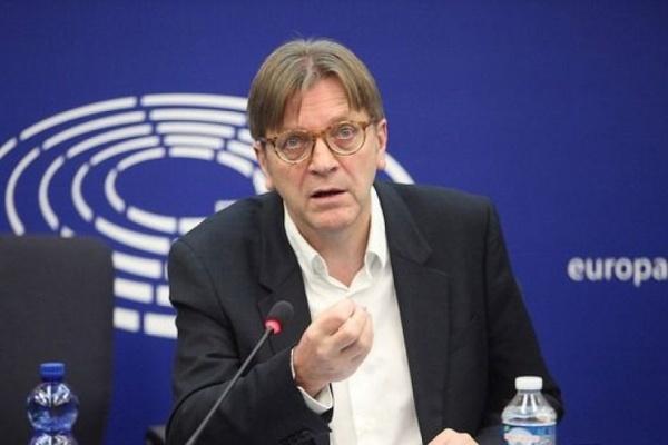Интервю  за  правата на европейските граждани и бъдещите отношения  с Обединеното кралство с координатора  Ги Ферхофстад