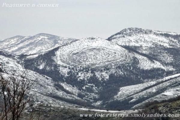 Планината ни гледаше...