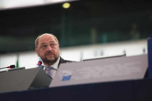 Мартин Шулц осъди нападението над синагогата в Йерусалим