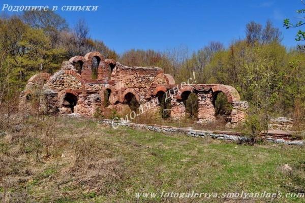 Беловска базилика - село Голямо Белово