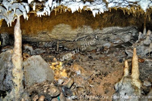 Пещера Снежанка - град Пещера